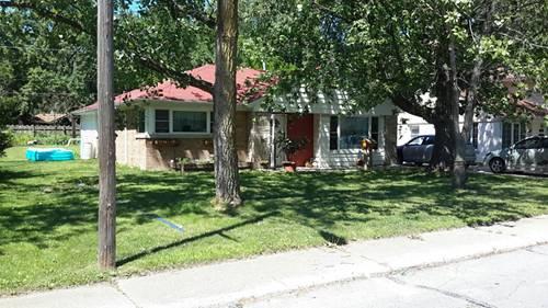 351 Minocqua, Park Forest, IL 60466