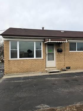 1711 Sibley Unit REAR, Calumet City, IL 60409