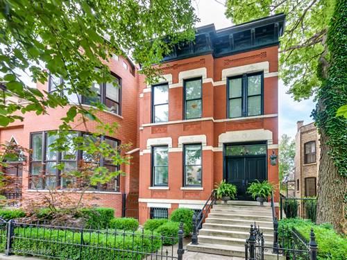2042 N Seminary, Chicago, IL 60614 West Lincoln Park