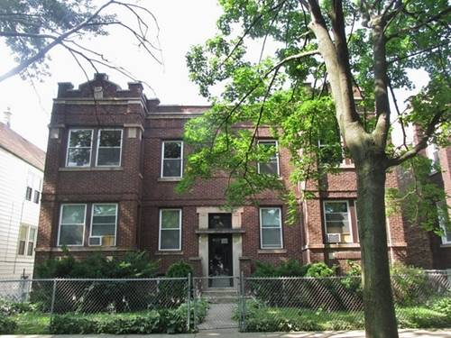 3340 W Berteau, Chicago, IL 60618