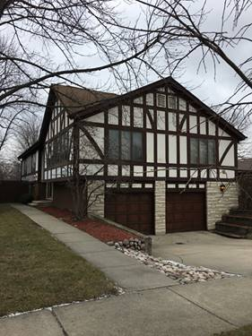 10026 Major, Oak Lawn, IL 60453