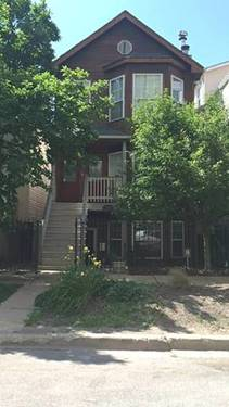 1619 W Hollywood Unit GARDEN, Chicago, IL 60660 Edgewater