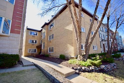 1439 W Belle Plaine Unit 1, Chicago, IL 60613 Uptown
