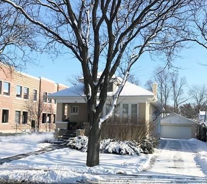 105 S Prospect, Clarendon Hills, IL 60514