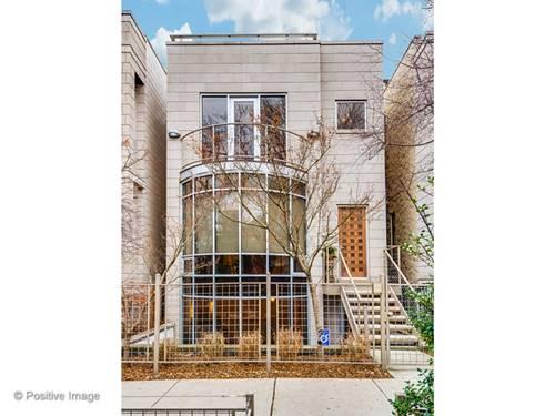 1805 N Wolcott, Chicago, IL 60622 Bucktown
