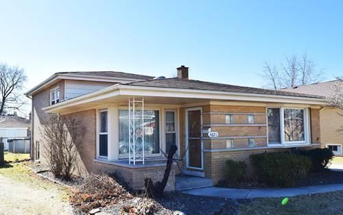 4621 W 100th, Oak Lawn, IL 60453