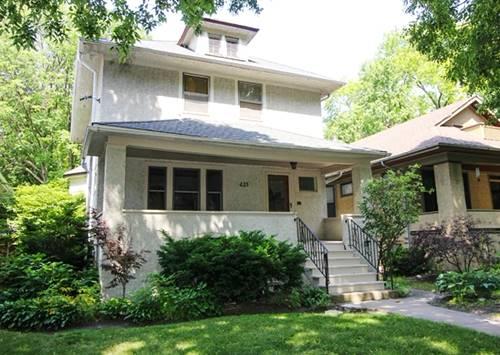 625 Clarence, Oak Park, IL 60304