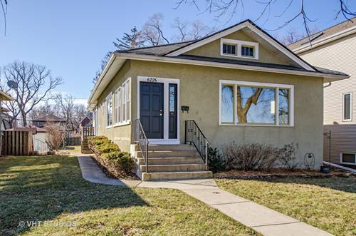 6226 N Avondale, Chicago, IL 60631