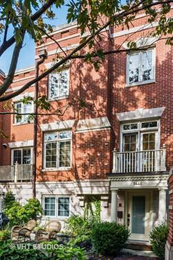 1446 W Wrightwood, Chicago, IL 60614 West Lincoln Park
