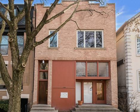 1743 N Cleveland, Chicago, IL 60614 Lincoln Park