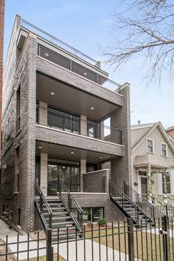 1467 W Byron Unit 1, Chicago, IL 60613 Lakeview