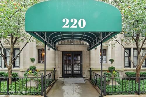 220 E Walton Unit 8W, Chicago, IL 60611 Streeterville