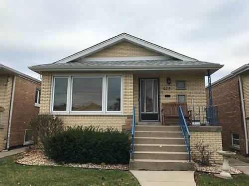 6015 S Natoma, Chicago, IL 60638