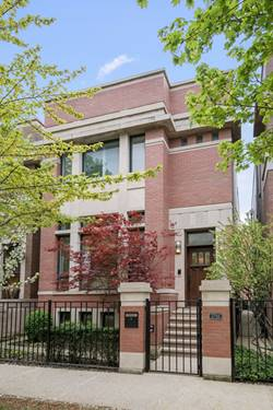1715 W Wellington, Chicago, IL 60657 West Lakeview