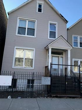 4536 S Wood, Chicago, IL 60609