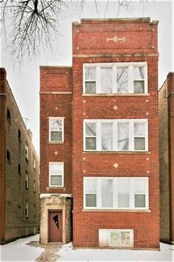4840 N Kenneth Unit 3, Chicago, IL 60630