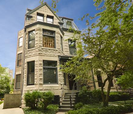 2320 N Cleveland, Chicago, IL 60614 Lincoln Park