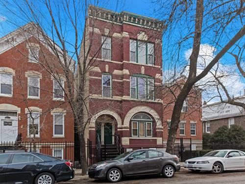 1031 N Paulina Unit 3F, Chicago, IL 60622 Noble Square