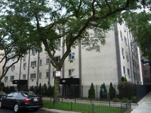 663 W Grace Unit 414, Chicago, IL 60613 Lakeview