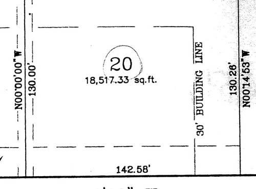 Lot 20 Carlisle, Woodstock, IL 60098