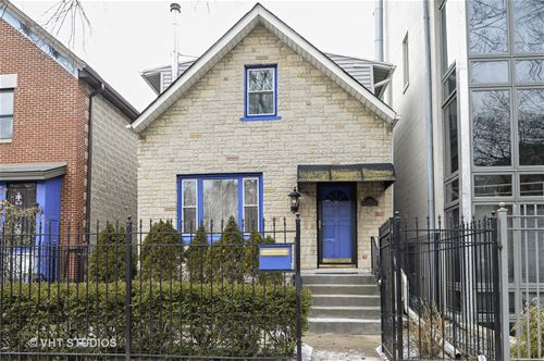 1338 N Leavitt, Chicago, IL 60622 Wicker Park