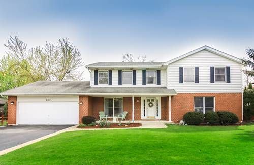 285 Mulberry, Frankfort, IL 60423