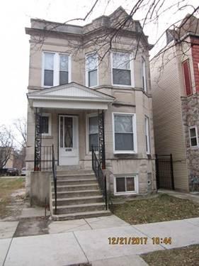 4109 W Wilcox, Chicago, IL 60624