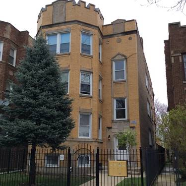 6429 N Claremont Unit G, Chicago, IL 60645