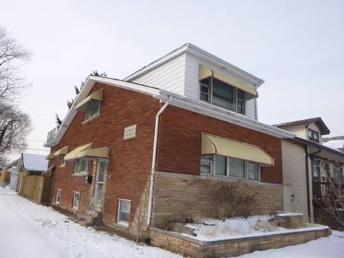 6502 W Wellington, Chicago, IL 60634