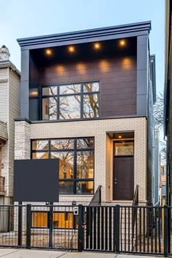 1102 W Wellington, Chicago, IL 60657 Lakeview