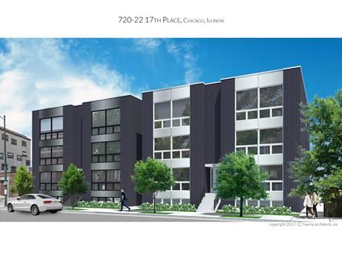 722 W 17th Unit 2W, Chicago, IL 60616