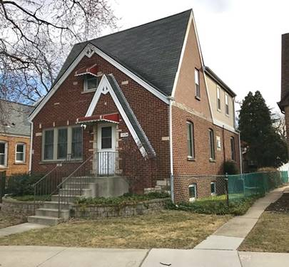 5924 N Avondale, Chicago, IL 60631