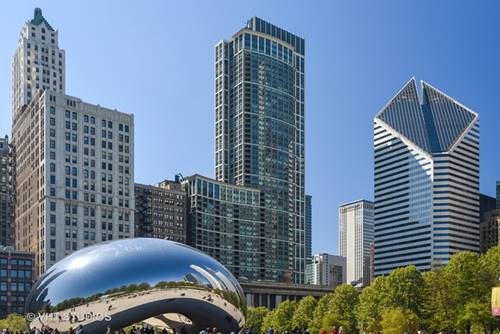 130 N Garland Unit 5404-02, Chicago, IL 60602 The Loop