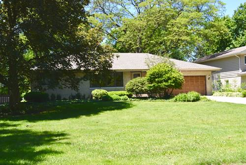 5120 Fair Elms, Western Springs, IL 60558