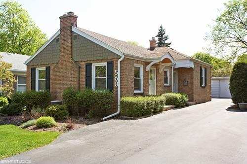 560 Pleasant, Highland Park, IL 60035