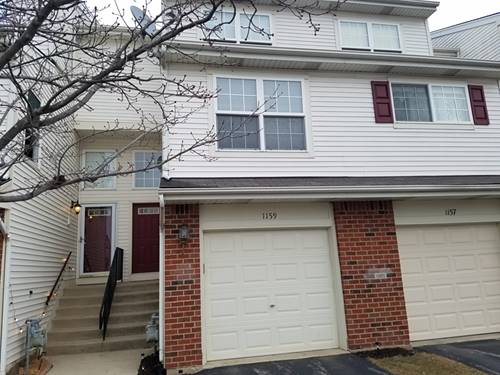 1159 Shorewood Unit 1159, Glendale Heights, IL 60139