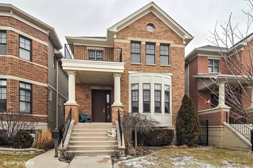 2518 W Patterson, Chicago, IL 60618 North Center