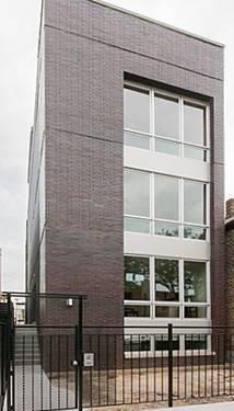 741 N Elizabeth Unit 1, Chicago, IL 60642 Noble Square