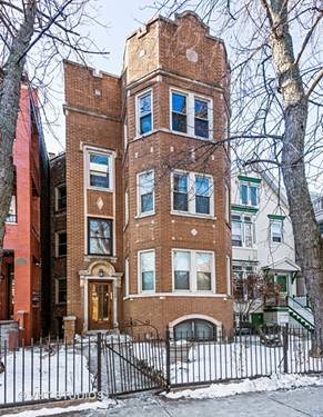 2648 N Orchard, Chicago, IL 60614 Lincoln Park