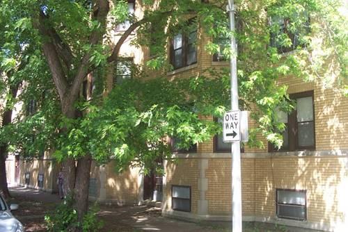 4615 N Hamilton Unit 2, Chicago, IL 60625 Lincoln Square