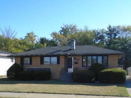 17039 Bernadine, Lansing, IL 60438