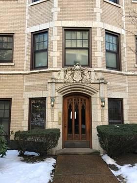 822 Judson Unit 1, Evanston, IL 60202