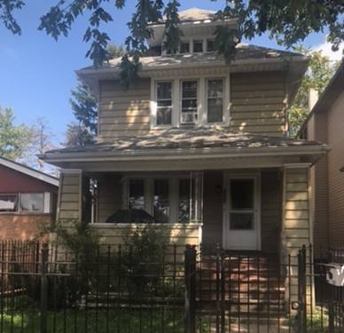 6341 S Whipple, Chicago, IL 60629