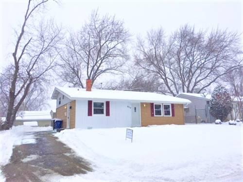 630 Jefferson, Carpentersville, IL 60110