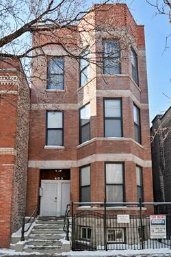 450 N May Unit 1F, Chicago, IL 60642