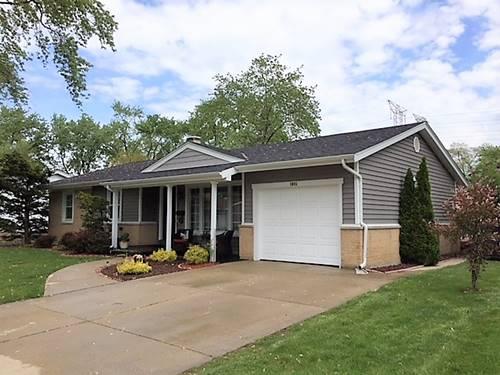 1045 Hartford, Elk Grove Village, IL 60007