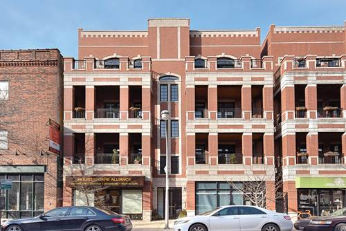 3118 N Sheffield Unit 2S, Chicago, IL 60657 Lakeview