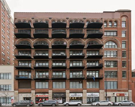 1503 S State Unit 607, Chicago, IL 60605 South Loop