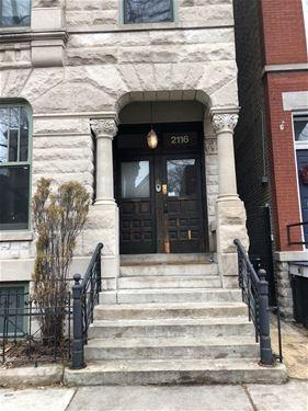 2116 W Potomac Unit 3, Chicago, IL 60622 Wicker Park