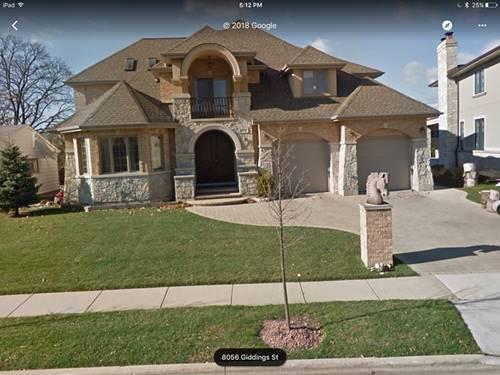 8056 W Giddings, Norridge, IL 60706